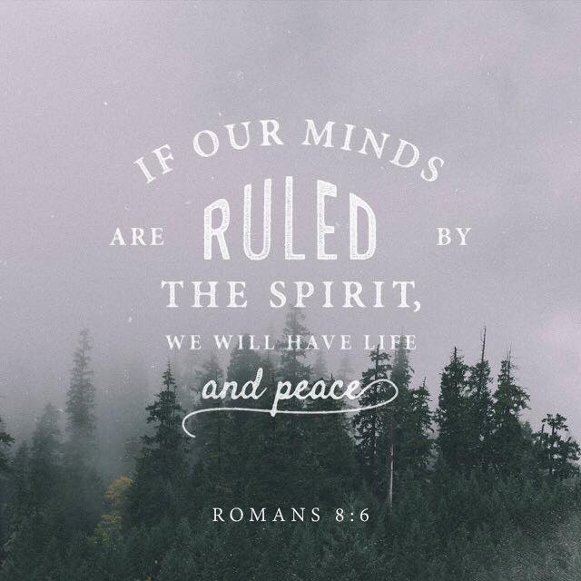 ruled by the spirit